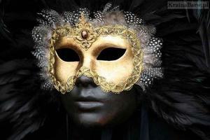 Fototapeta papierowa Tucana 67151 maska teatr 270wys x 405szer - 2827567621