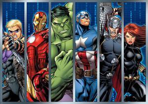 Fototapeta papierowa 964 Avengers - 2827584923