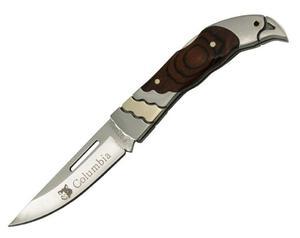 Nóż składany Columbia Eagle mały - 2827840711