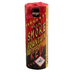 Świeca dymna SMOKE czerwona - 2827840715