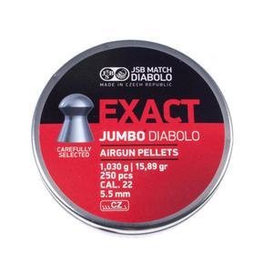 Śrut Diabolo JSB EXACT 5,50 mm 250 szt. - 2827841130