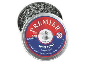 Śrut Diabolo Premier Super Point 4,5 mm 500 szt. - 2827840402
