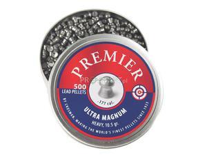 Śrut Diabolo Premier Domed 4,5 mm 500 szt. - 2827840403