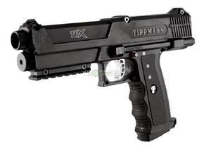 Pistolet na kule pieprzowe i gumowe Tippmann TiPX cal .68 - 2827841208