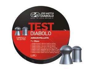 Śrut Diabolo JSB Exact Tester 4,5 mm 7x50szt. - 2827841215