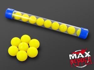 Kule gumowe Maxpepper Rubber Soft 10szt. cal. 68 - 2827841221