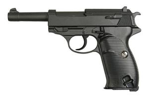Pistolet ASG Galaxy G21 Walther P38 - 2834708943