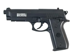Wiatrówka pistolet Cybergun Swiss Arms PT92 4,46 mm - 2837104745