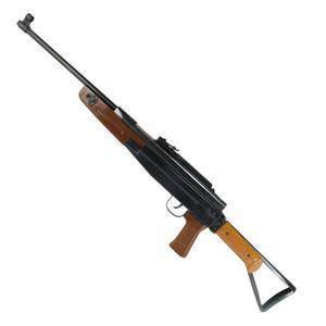 Wiatrówka AK47 AKMS 5,5mm - 2868314453