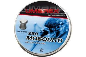 Śrut diabolo Umarex Mosquito 5,5 mm 250 szt. - 2845076422
