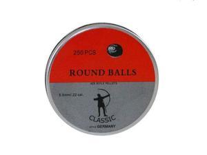 Śrut Round Balls 250szt 5.5mm - 2845076423