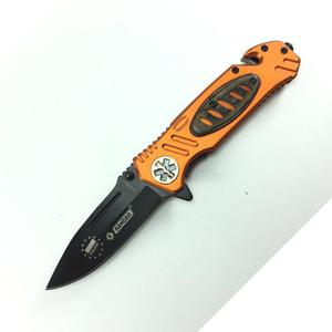 Nóż Orange Rescue - 2845876916