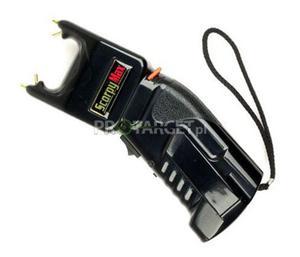Paralizator ESP Scorpy Max z miotaczem gazu - 2827840528