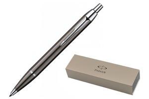 Długopis PARKER IM Gun metal CT - 2827299719