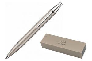 Długopis PARKER IM brush metal CT - 2827299457