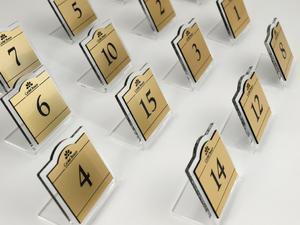 Numeracja na stoliki - wzór NS002 - 2827299592