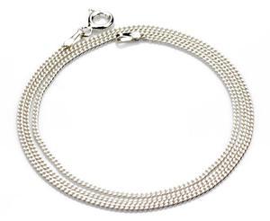 Łańcuszek srebrny Pancerka - 2840747575