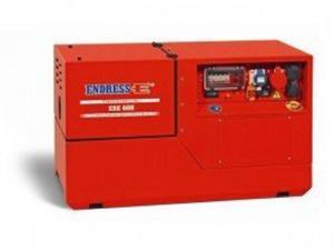 Endress agregat prądotwórczy ESE 608 DYS ES Diesel Silent - 1633251185