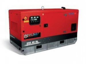 Endress agregat prądotwórczy ESE 40 DL/MS - 1633251279