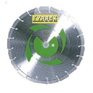 Tyrolit Tarcza do świeźego betonu 450x3,6x35/25,4 FSM-G3 na przecinarki drogowe - 1633251319