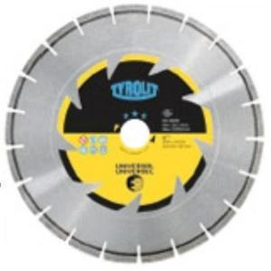 Tyrolit Tarcza do przecinarki stolikowej 650x3,9x35 EB-T - 1633251454