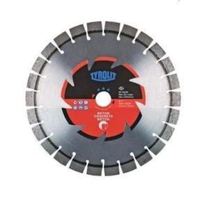 Tyrolit Tarcza beton zbrojony na sucho DCC fi 230x2,4x22,2 PREMIUM - 1633251527