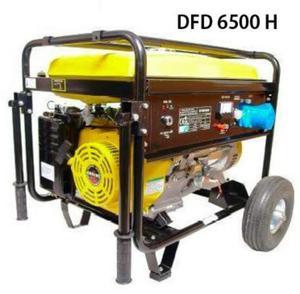 MAGNUM Agregat prądotwórczy DFD 6500 H - 1633245035