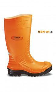 Beta 7328/42 Buty robocze wysokie PCW r.42 pomarańczowe - 1633254343