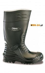 Beta 7328N/46 Buty robocze wysokie PCW r.46 czarne - 1633254357