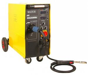 Półautomat migomat MIG 280MMA/IGBT inwerterowy - 1633254564