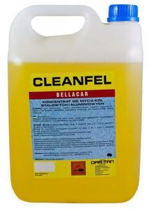 Płyn do mycia felg kołpaków 5kg CLEANFEL - 1633255185