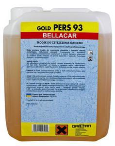 Płyn do mycia plastików i tapicerki 5L GOLD PERS93 - 1633255201