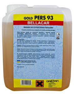 Płyn do mycia plastików i tapicerki 10L GOLD PERS93 - 1633255202