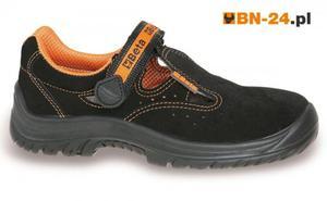 BETA Sandały robocze zamszowe R.47 7216NA/47 - 1633255221