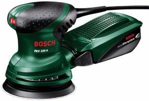 Jednoręczna szlifierka mimośrodowa Bosch PEX 220 A - 1633244621