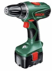 Dwubiegowa wiertarko-wkrętarka akumulatorowa Bosch PSR 14,4-2 - 1633244632
