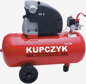 KUPCZYK Kompresor Sprężarka KK 315/50 - 1633244664