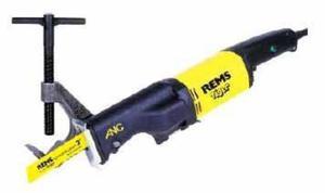 REMS Tiger ANC Set Elektr. pilarka szablasta do rur - 1633246573