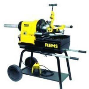 REMS Magnum 2020 T Maszyna do gwintowania - 1633246677