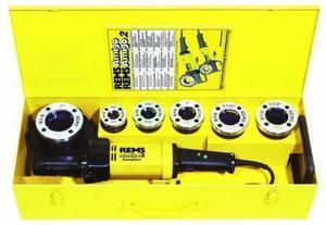 """REMS Amigo 2 Comp Set R 1 1/4"""" Gwintownica elektryczna - 1633246697"""