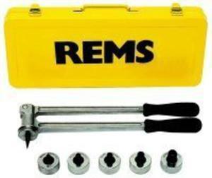 REMS Ex-Press Cu Set 12-14-16-18-22 Kielichownica ręczna - 1633246765
