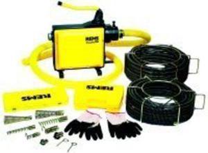 REMS Cobra 32 Set 32 Elektryczna maszyna do czyszczenia rur - 1633247003