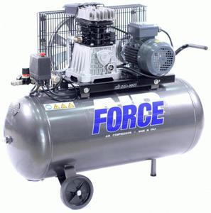 KOMPRESOR TŁOKOWY SPRĘŻARKA FB 100-3-S AIR FORCE - 1633244736