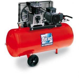 FIAC Kompresor Olejowy o napędzie pasowym AB 150-400 T - 1633248466