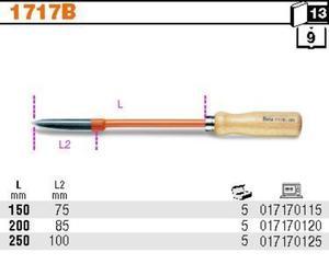 Beta 1717B/150 Skrobak o trzech ostrzach 150mm - 1633249295