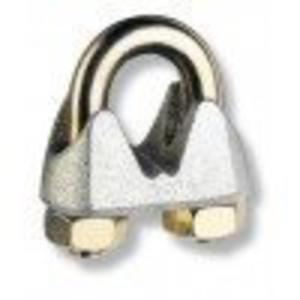 Robur 8018T Złączka kabłąkowa do lin 8-10mm - 1633249429