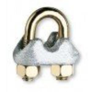 Robur 8018E Złączka kabłąkowa do lin 4-6mm - 1633249430