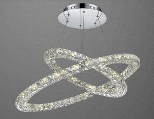 Lampa Kryształowa Owalna Globo Marilyn 67038-64 - 2855553935