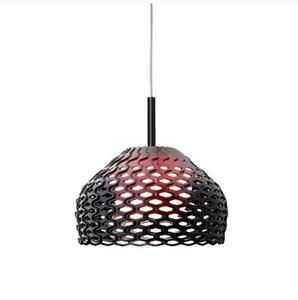 TATOU S1 E27 FL/HL EU BCO czarna Lampa Wisząca Flos 28 cm - 2849769213