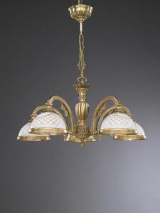 Lampa wisząca Reccagni Angelo L 7002/5 - 2849735412